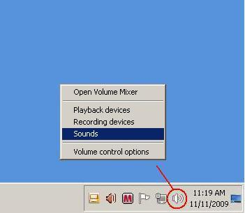 how to fix sound card on windows xp