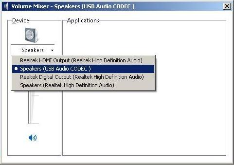 Mixer devices volume control free download